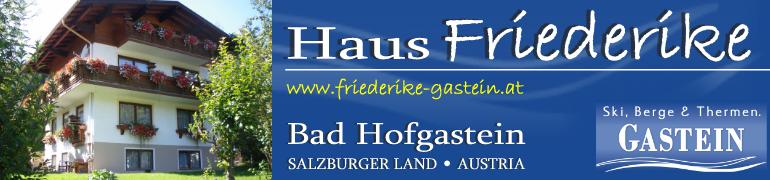 Haus Friederike - Bad Hofgastein